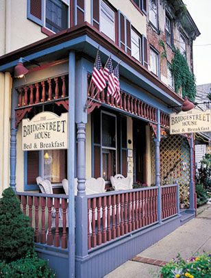 Bridgestreet House B&B, Lambertville NJ